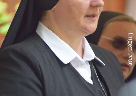 Cuvântul Preacuvioasei Maici Teodorina cu ocazia sfințirii casei surorilor din Oradea