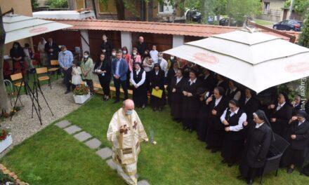 A fost sfințită casa surorilor Maicii Domnului din Oradea