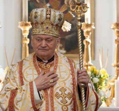 Întru mulţi ani, Preafericite Părinte! Cardinalul Lucian a fost sărbătorit în Catedrala Blajului