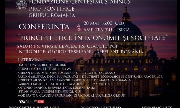 Grup de inițiativă pentru Fundația Centesimus Annus Pro Pontifice