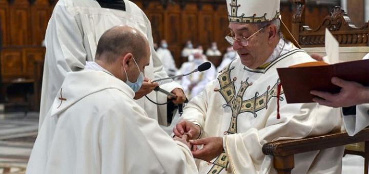 Mons. Benoni Ambăruș a fost consacrat Episcop