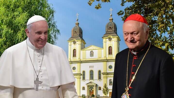 Mesajul Sfântului Părinte adresat Cardinalului Lucian la 90 de ani