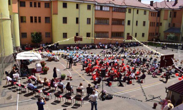 """Liceul Greco-Catolic """"Iuliu Maniu"""" în sărbătoare"""