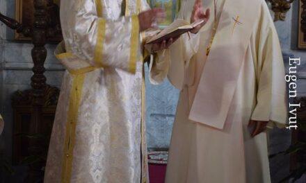 Hirotonire de diacon în Biserica Seminarului din Oradea
