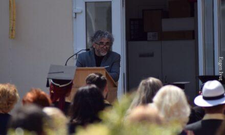 FRUMUSEȚEA – LEGE SECRETĂ A VIEȚII – Discursul domnului profesor Radu Mureșan la Cursul Festiv 2021