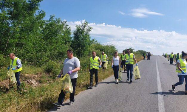 Parohia Vintere în acțiune de ecologizare