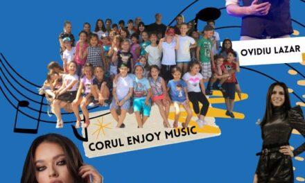 Tabăra de varăpentru tineri – Enjoy Music
