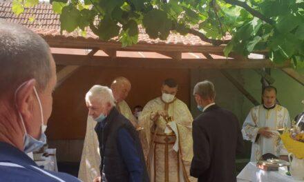 Hramul parohiei greco-catolice din Calea Mare