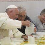 """""""Pe săraci îi aveți întotdeauna cu voi"""": Mesajul papei Francisc la Ziua mondială a săracilor 2021"""