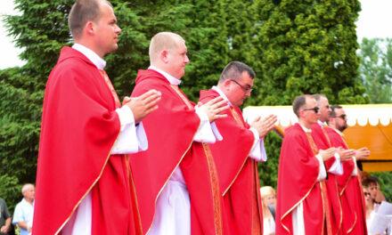 Hirotonirea întru Preoție a șase diaconi franciscani