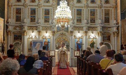 A 125-a Noapte de veghe, în Parohia greco-catolică din Vășad