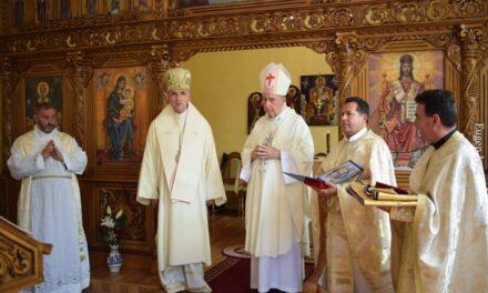 Vizita Episcopului de Livorno la Oradea