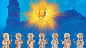 Dr. Victor Gherman și episcopii martiri