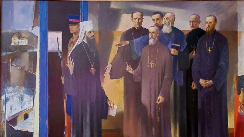 Lumină și culoare pentru o filă de istorie a Bisericii