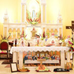 Jubileul OFMConv de 125 de ani încheiat cu celebrarea de la Hălăucești