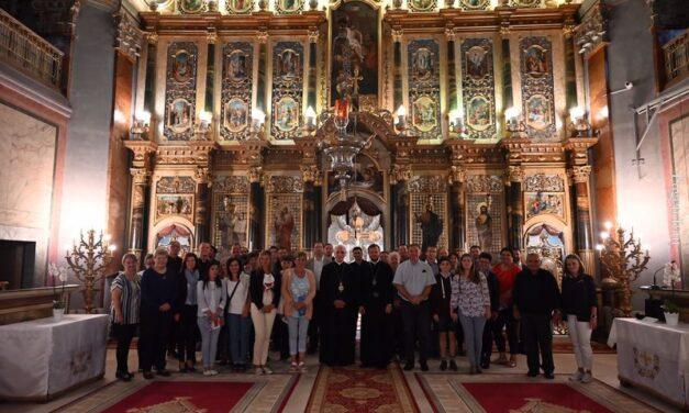 Vizita profesorilor din Nyiregyháza în Eparhia greco-catolică de Oradea