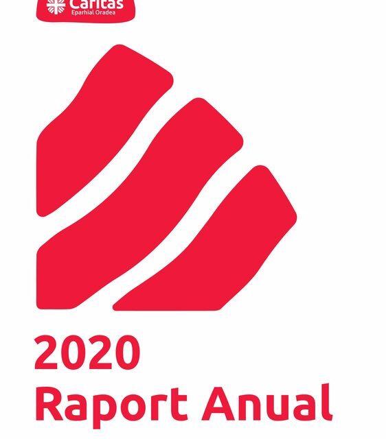 Caritas Eparhial – RAPORT ANUAL 2020