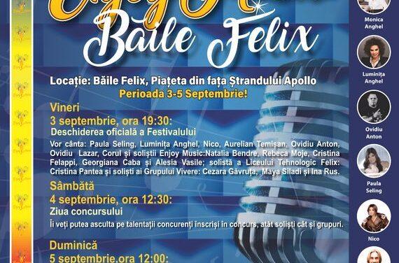 FESTIVALUL INTERNAȚIONAL DE MUZICĂ UȘOARĂ ENJOY MUSIC BĂILE FELIX