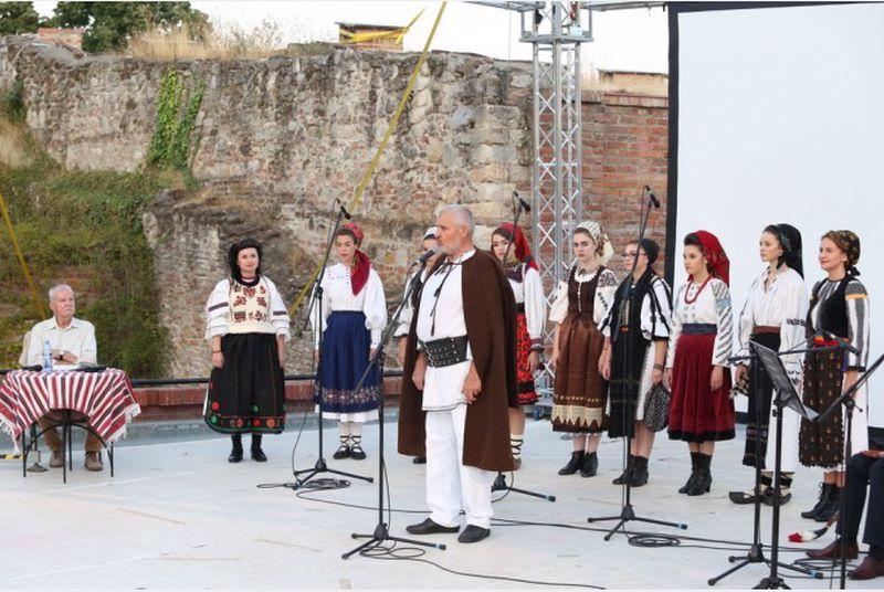 """Ansamblul Icoane şi Ioan Bocşa, în Cetate – """"Suflet românesc, atunci şi acum"""""""