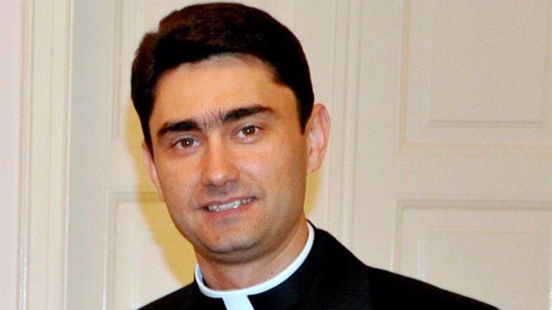 Mons. Ionuţ Paul Strejac, însărcinat cu afaceri ad interim în Sudanul de Sud