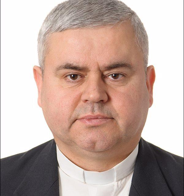 Papa Francisc a numit un episcop auxiliar pentru Dieceza de Iaşi