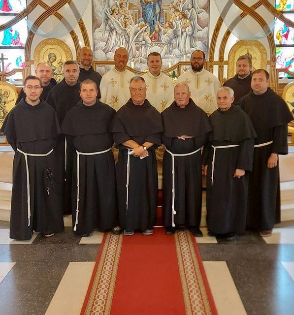 Zile de formare, pentru frații religioși ai Provinciei Franciscane din România, la Oradea