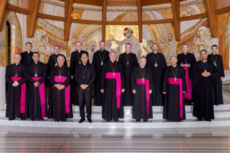 CER: Episcopii catolici din România pregătesc parcursul sinodal convocat de Papa Francisc pentru 2021-2023