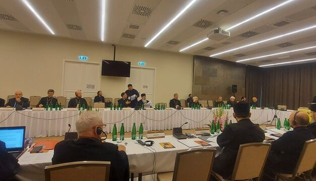 Intervenția Preasfințitului Virgil la Întâlnirea Episcopilor Orientali din Budapesta