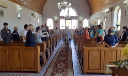 Hramul parohiei greco-catolice din Suplacu de Barcău