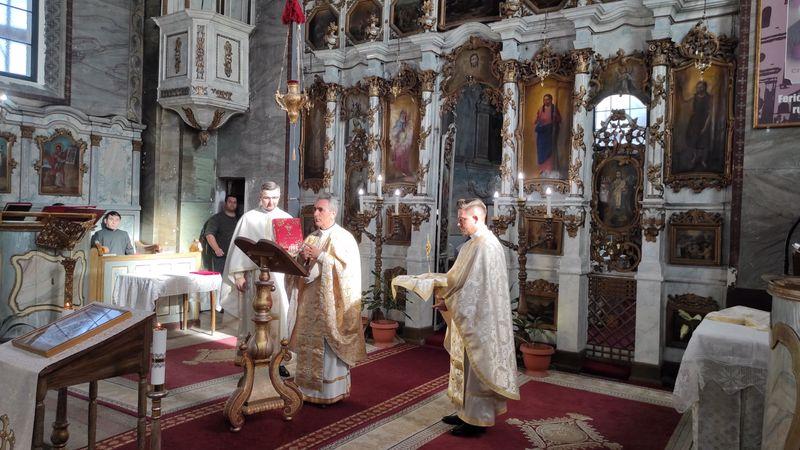 Biserica Seminarului din Oradea are un nou paroh
