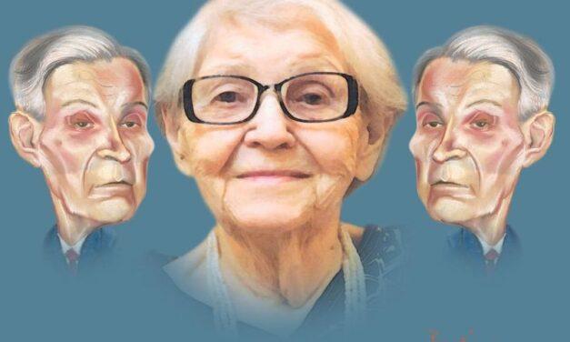 Flavia Bălescu, sora lui Corneliu Coposu, s-a stins la 97 de ani