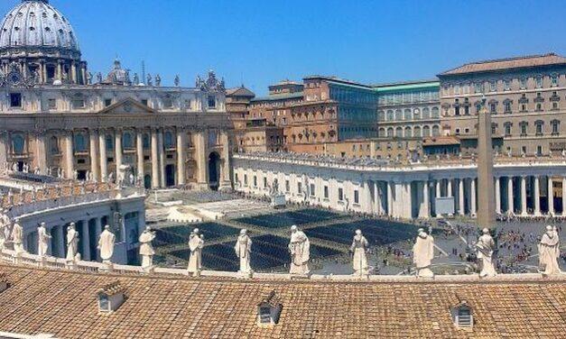 Din 1 octombrie, certificat de vaccinare obligatoriu pentru cei care vor să intre în Vatican