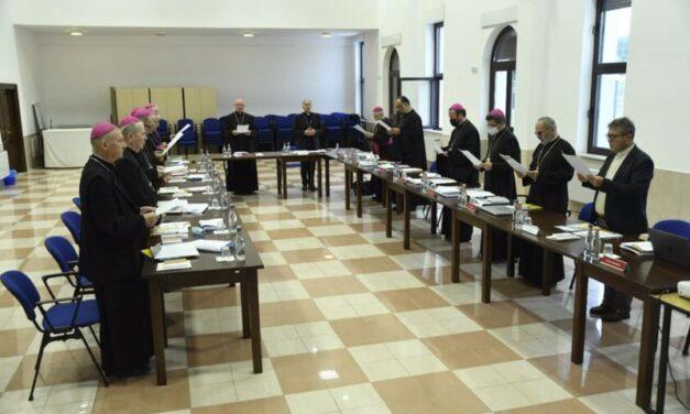 Episcopii catolici din România se reunesc în sesiunea plenară a Conferinței Episcopilor pentru prima dată de la începutul pandemiei