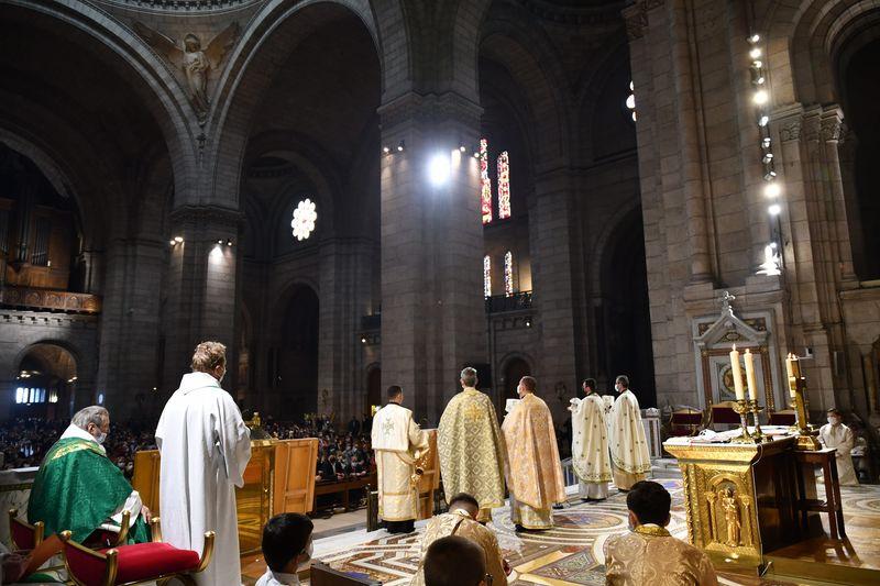 75 de ani de la fondarea Misiunii Greco-Catolice de la Paris