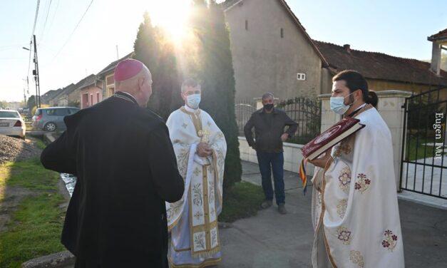 Vizita pastorală a PS Virgil la Ioaniș
