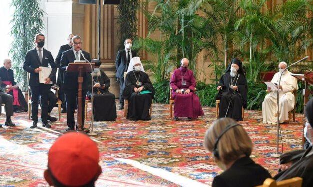 COP26. Papa Francisc: Să respectăm omul, Creația și Creatorul