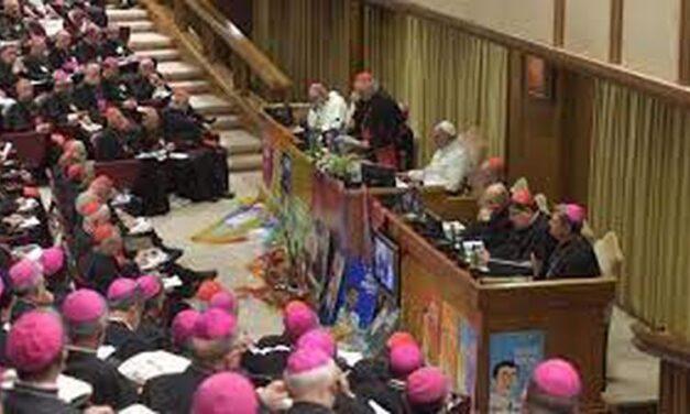 SCRISOARE PASTORALĂ cu ocazia inaugurării parcursului sinodal – PS Virgil