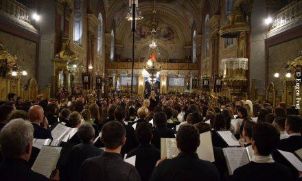 Festivalul de muzică corală religioasă Francisc Hubic la final