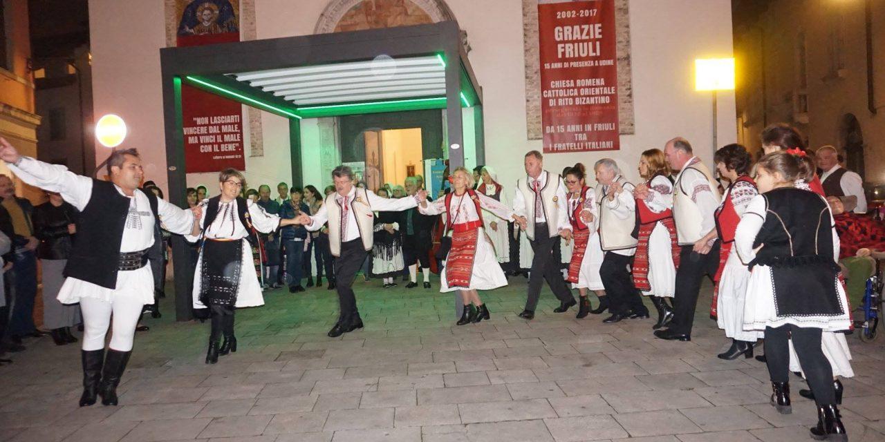"""""""DINCOLO DE GRATII"""" 2018 – Centenarul Marii Uniri a românilor (1918 – 2018) în Friuli la Udine"""