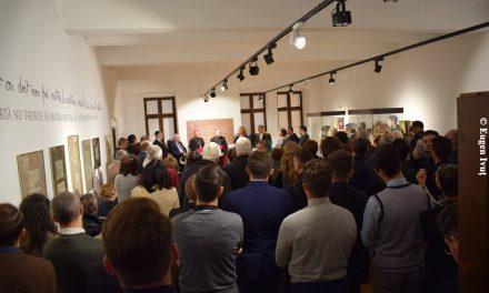 """Vernisajul Expoziției """"Fericitul Vladimir Ghika"""" la Oradea"""