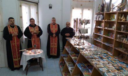"""S-a deschis magazinul de obiecte și cărți bisericești """"Sfânta Tereza"""""""