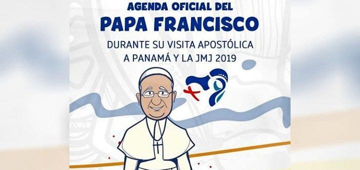 Programul călătoriei Papei pentru ZMT 2019
