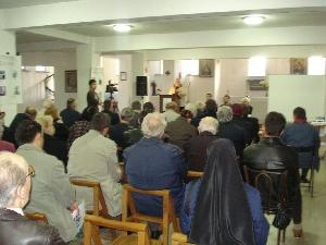 """""""Simpozionul """"60 de ani de la desfiintarea Bisericii Române Unite cu Roma, Greco-Catolica din România"""""""","""