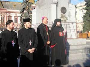 Ziua Nationala a României sarbatorita la Oradea,