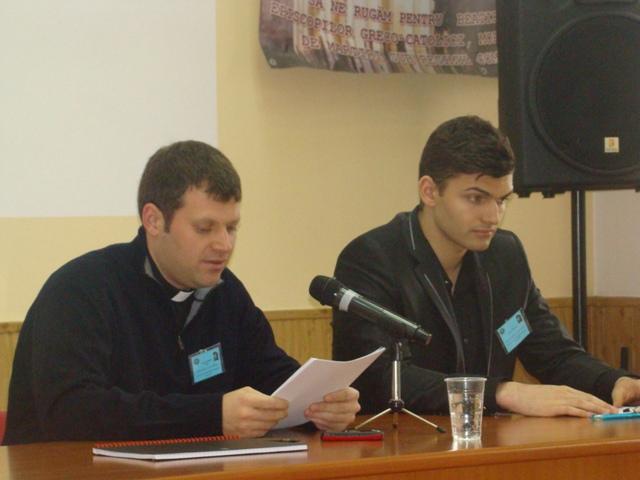 """""""Simpozionul studentesc cu tema """"Credinta, raspuns si responsabilitate"""" – la Oradea"""","""