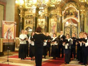 """Editia a IV-a a Concertului de Muzica Sacra """"Francisc Hubic"""","""