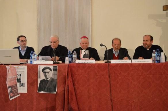 Biserica greco-catolica româneasca devenita mai cunoscuta la Vicenza prin marturia PS Alexandru Mesian,
