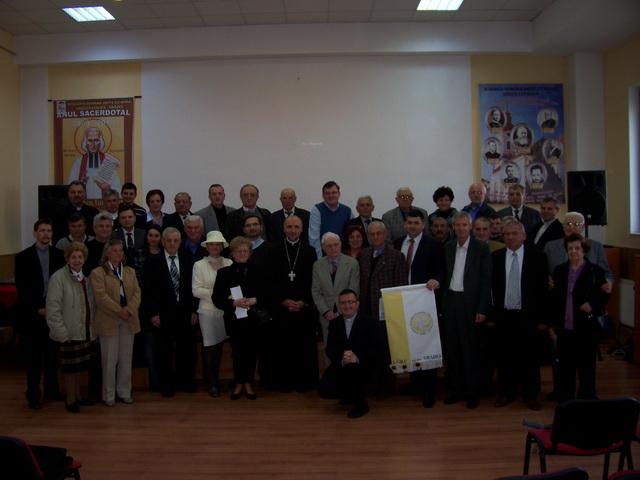 Adunarea Generala a Asociatiei Generale a Românilor Uniti AGRU Oradea,