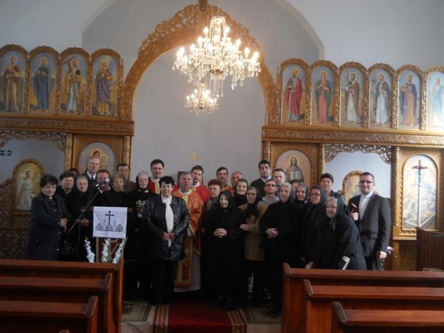 Biroul Pastoral din Oradea prezinta programul pastoral preotilor din Ier la Curtuiseni,