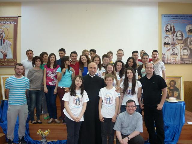 Reculegeri Spirituale pentru tinerii din Oradea,